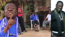 Video of Mr Ibu telling tenants to pack out if they aren't Chelsea fans resurfaces after Blues reach UCL final