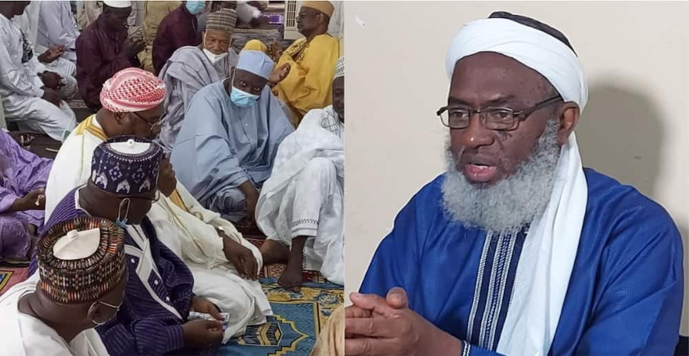 Gumi and Khalid are Muslim clerics with different beliefs