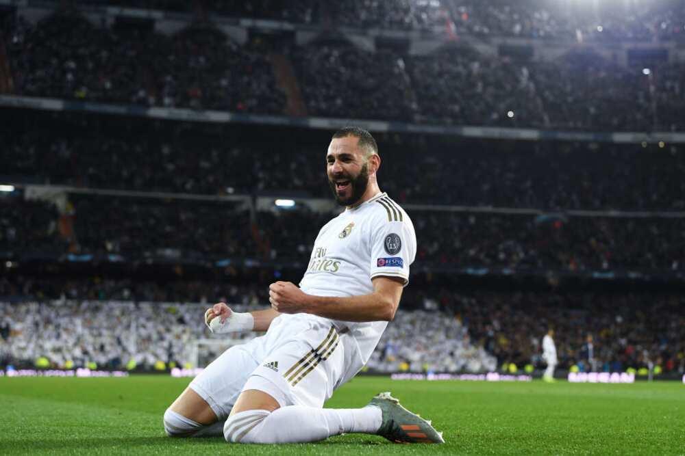 Les 10 plus beaux buts de Benzema