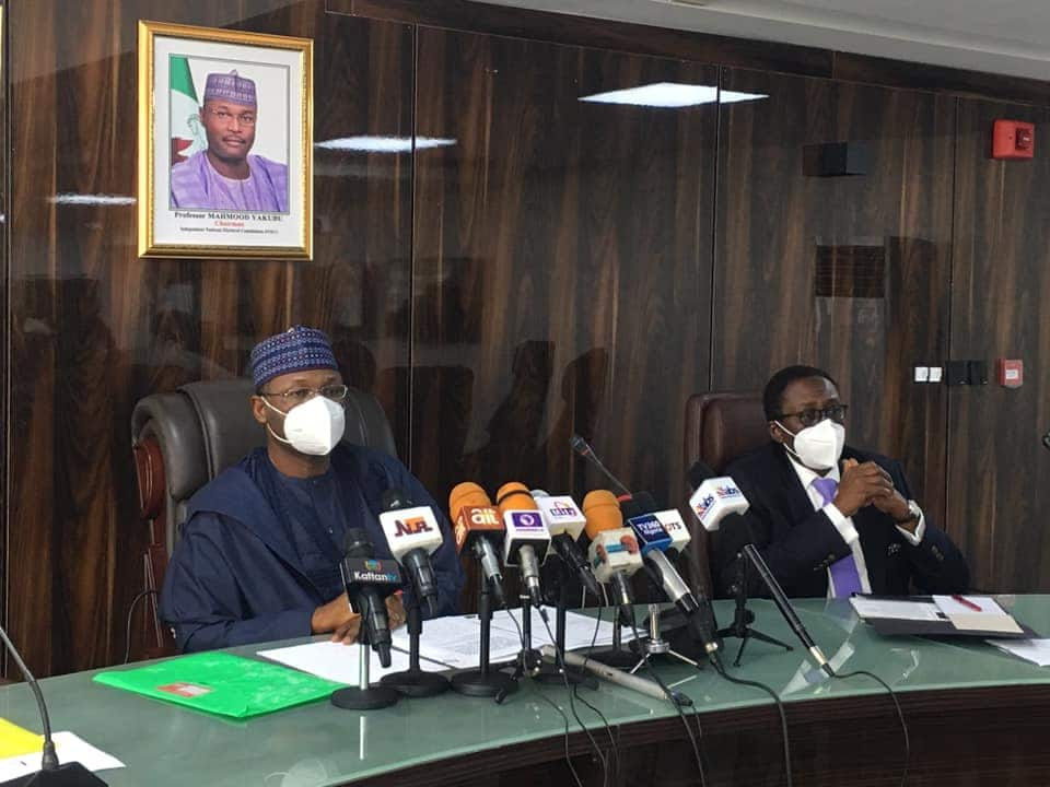 Anambra 2021: INEC Denies Disqualification of APC Primary