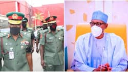 Why I appointed General Yahaya as COAS ahead of other senior officers - President Buhari