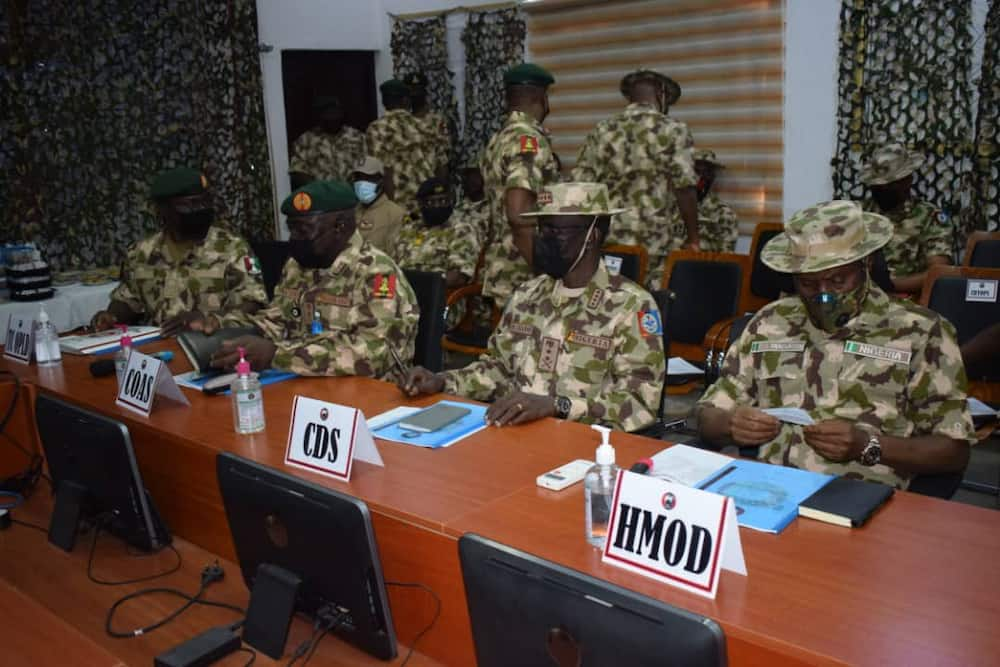 Nigerian Army Reacts To Allegation Of Killing Igbo, Christian Soldiers
