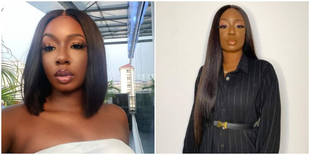 Tolani Baj reacts after a troll called her the 'ugliest of them all in season 5'