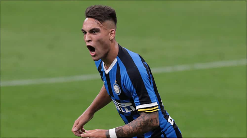 Lautaro Martinez: Inter deny Barcelona have contacted the club for Messi's preferred star