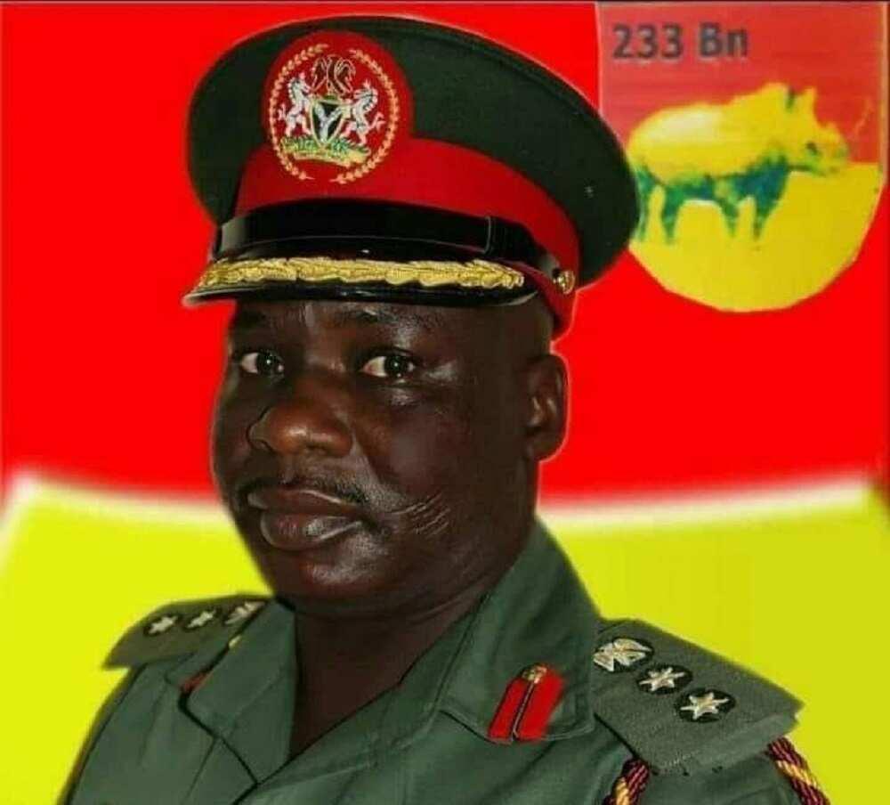 Mayakan Boko Haram sun kashe kwamandan rundunar soji a harin kwanton bauna