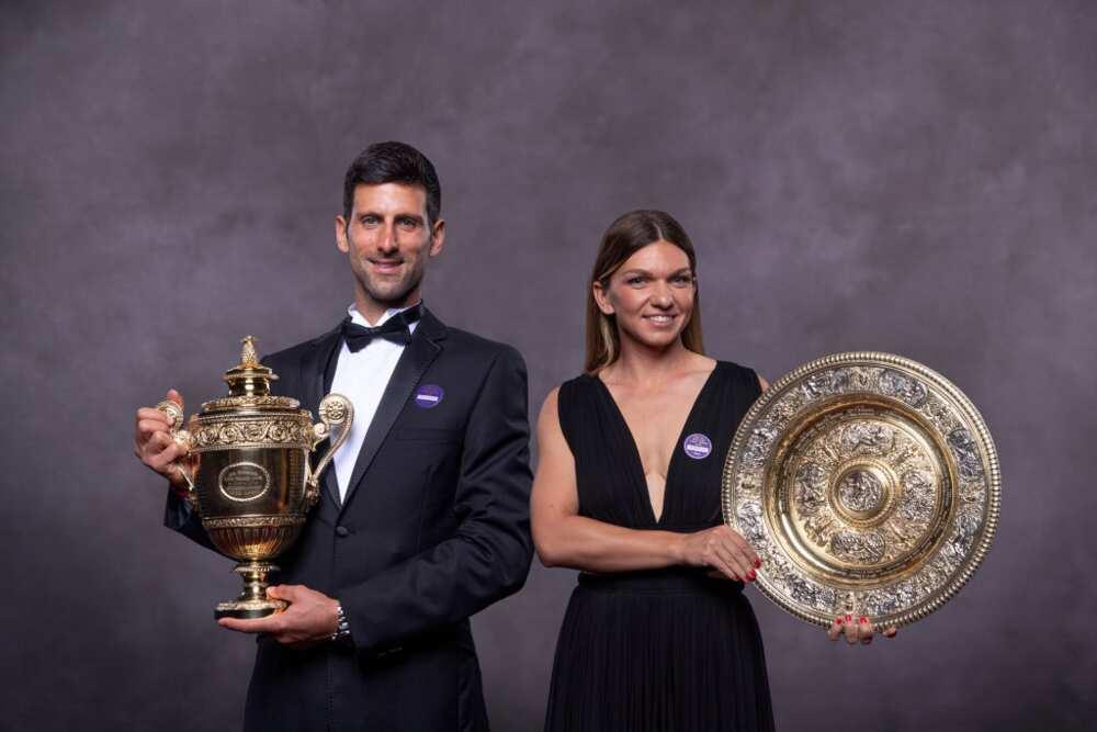 Novak Djokovic champion de tennis