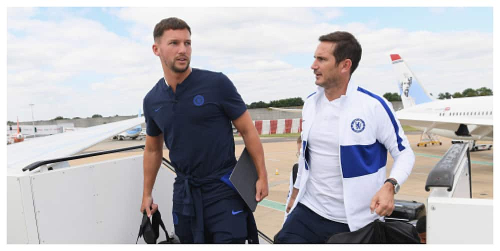 Chelsea star tagged 'disgraceful' for posting photo celebrating Lampard's sack