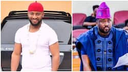 Desmond Elliot: Nigerians are dying of hunger but your headache is social media - Yul Edochie