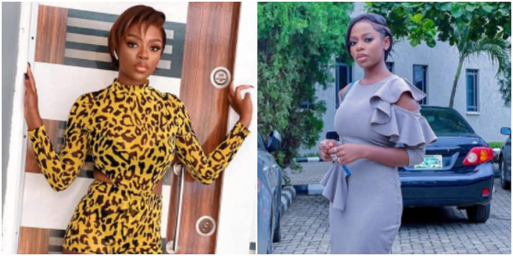 BBNaija: Diane closes boyfriend application as she gets overwhelmed with requests