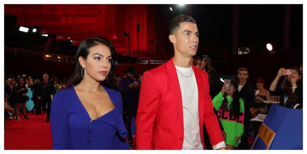Cristiano Ronaldo's girlfriend Georgina, children distances self from Juventus striker at home