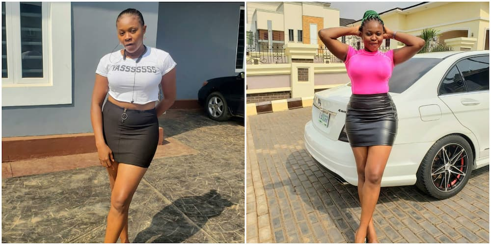 I Want to Drive Range Rover, Benz but My Village People Are against Me, Actress Chioma Ifemeludike