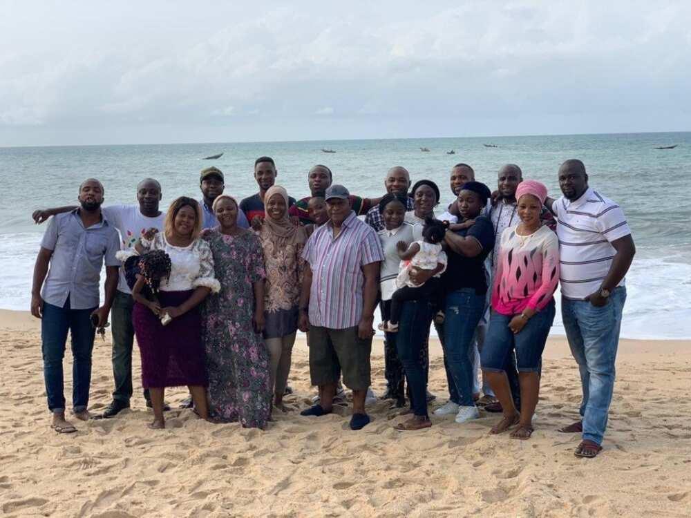 Adebayo Salami children