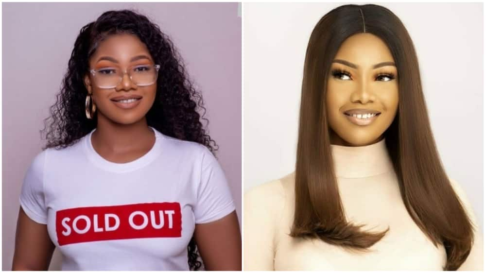 BBNaija: Nigerians react as Tacha tells fans to stop texting her to vote for anyone as if they count