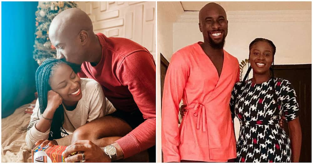 Nigerian man shares his odd and beautiful love story