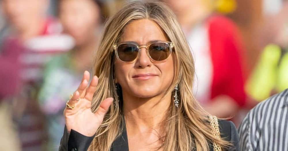 Jennifer Aniston said she is no longer friends with people she knows are yet to get the COVID-19 jab. Photo: Getty Images.