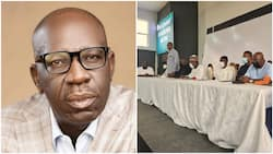 Obaseki takes charge of Edo PDP, gives important directive regarding new members who defected from APC