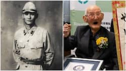 Japan's Chitetsu Watanabe confirmed as the world's oldest man living at age 112