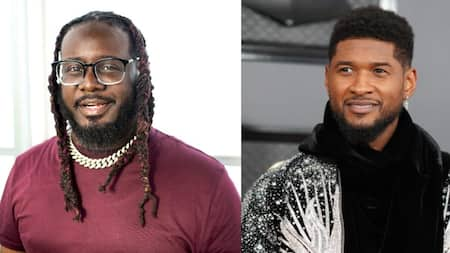 T-Pain says he didn't mean to disrespect Usher after disclosing singer insulted his music