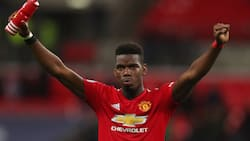 Which of Man United's stars created the assist for Marcus Rashford's goal against Cardiff City