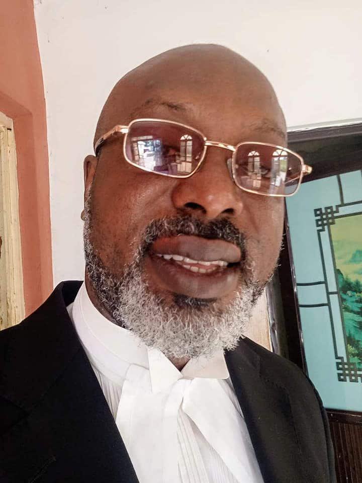 Odusola, a Nigerian lawyer narrates touching story about growing up.