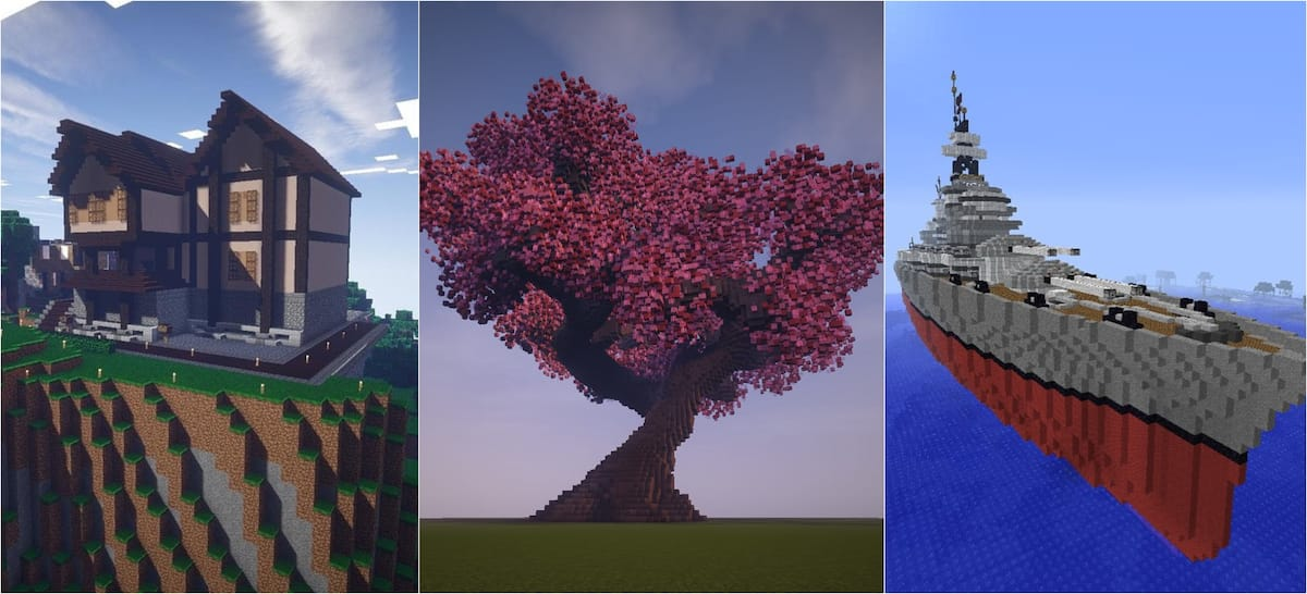 Picture of: Creative Things To Build In Minecraft 20 Fun Ideas That You Will Love