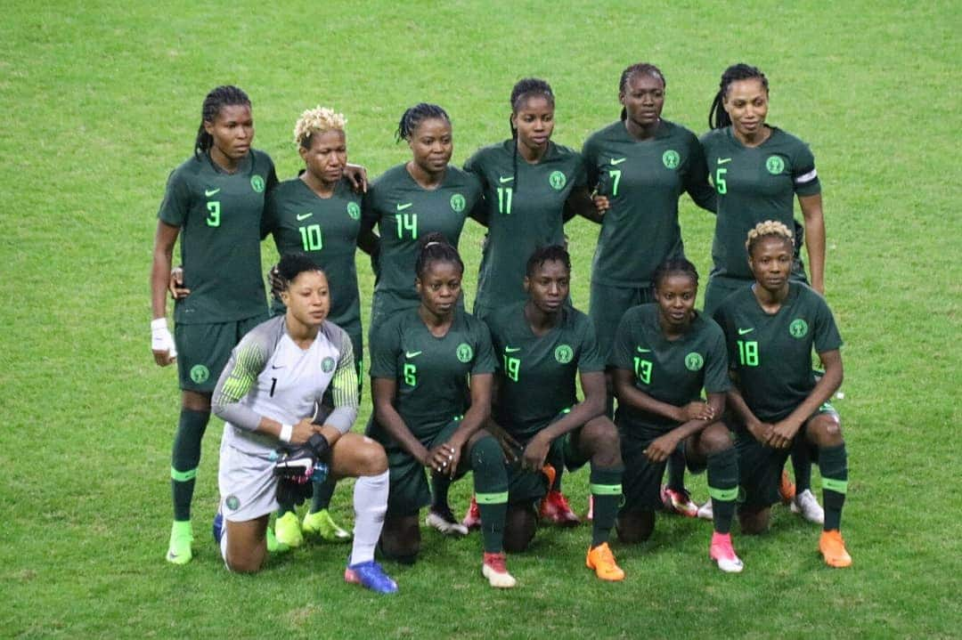 Image result for president buhari receives falcons