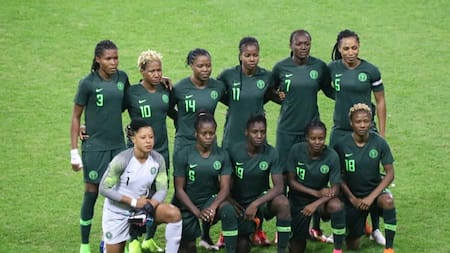 African champions secure first win in 2019 after destroying Romania 4-1
