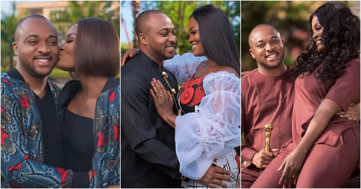 Actress Chizzy Alichi shares pre-wedding photos, says 'together forever'