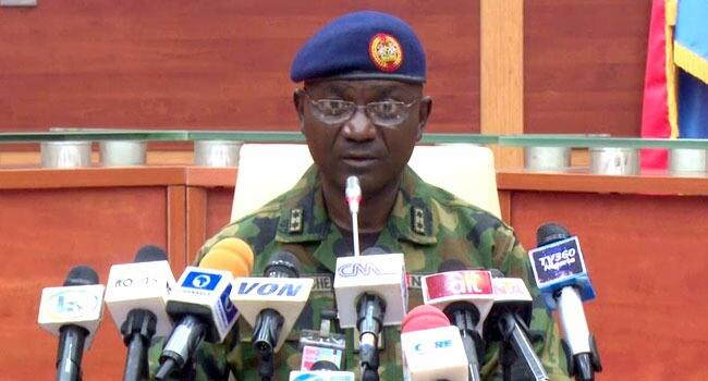 Nigerian military on red alert - DHQ reacts to US warning on ISIS infiltration