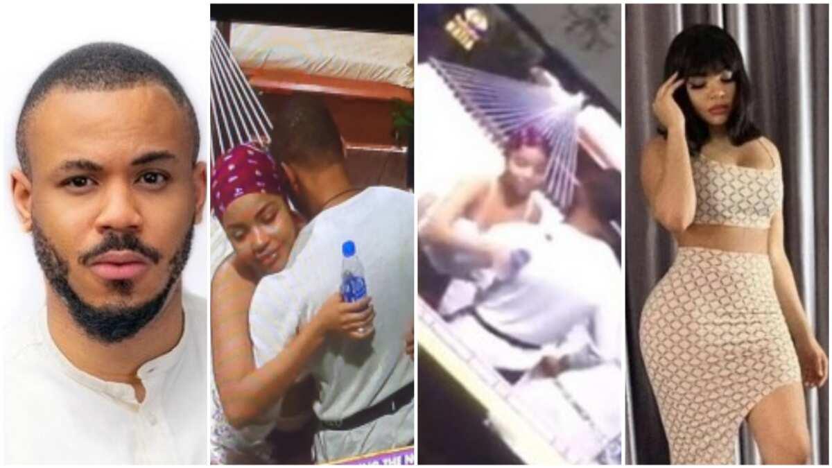 Bbnaija 2020: Ozo and Nengi thrill other housemates with a dance, Bbnaija 2020: Ozo and Nengi thrill other housemates with a dance (video), Latest Nigeria News, Daily Devotionals & Celebrity Gossips - Chidispalace