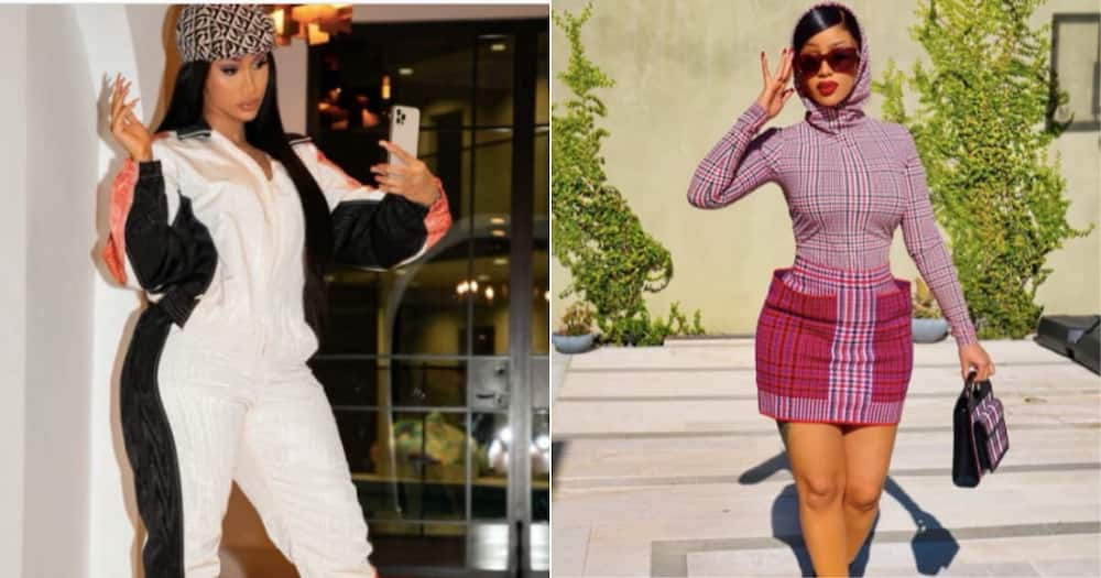 Cardi B dispels rumours she pays for success as new single hits number 1