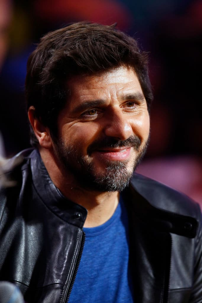 Patrick Fiori, l'époux de Ariane Quatrefages