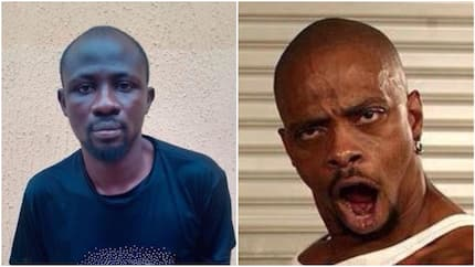 My wife's pressure pushed me into robbery - Suspect confesses