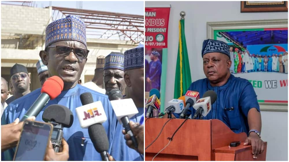 APC, PDP's Leadership Crises ahead of 2023 Elections