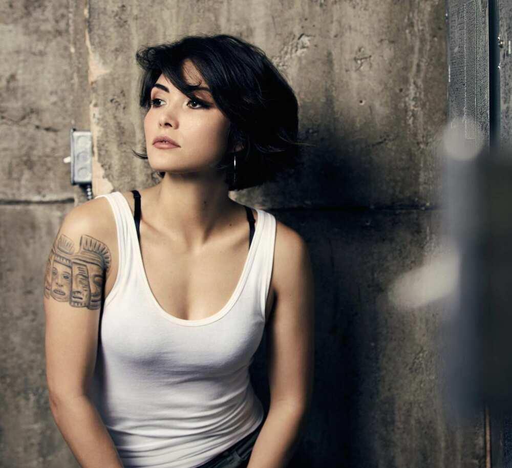 Daniella Pineda tattoo