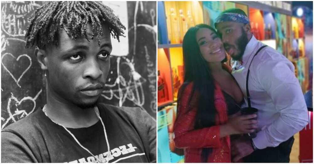 4 love triangles that have trended on BBNaija Lockdown