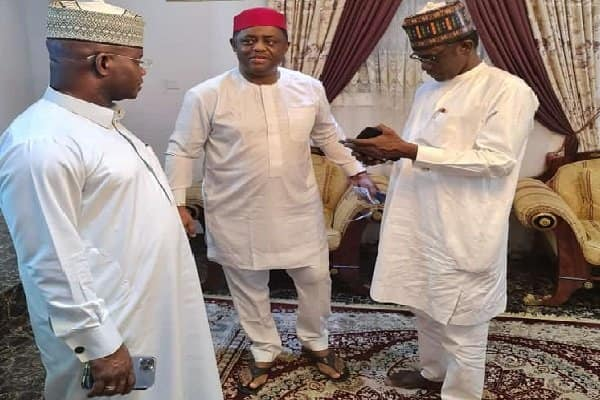 2023: Fani-Kayode moves to dump PDP for APC