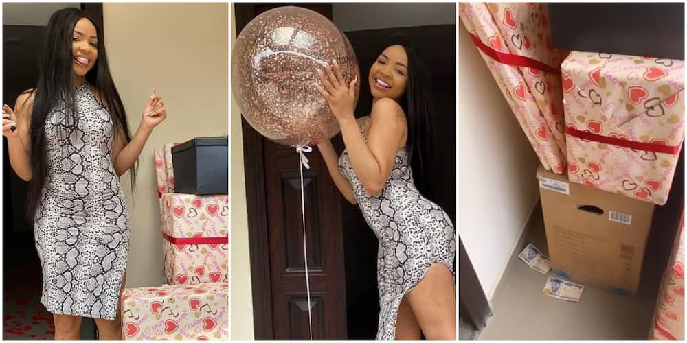 BBNaija's Nengi at 23: Fans storm her residence with gifts ahead of birthday