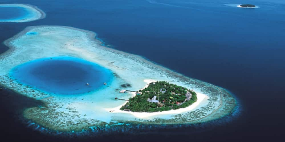 Baros Island is in the Maldives