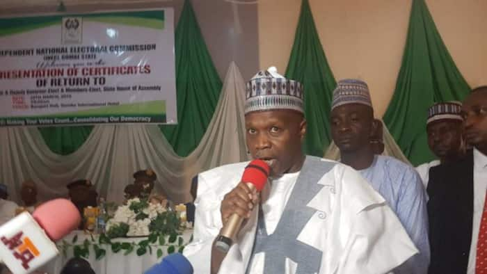 Group to CBN: Don't give any fresh loan to Gombe government