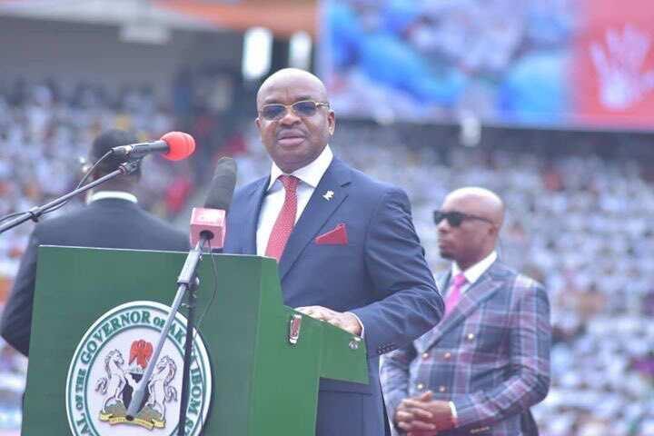 Gov Emmanuel cautions Akwa Ibom political class against hate speech - Latest News in Nigeria & Breaking Naija News 24/7 | LEGIT.NG