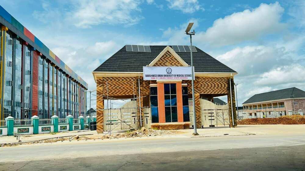 In Photos: King David University of Medical Sciences in Ebonyi