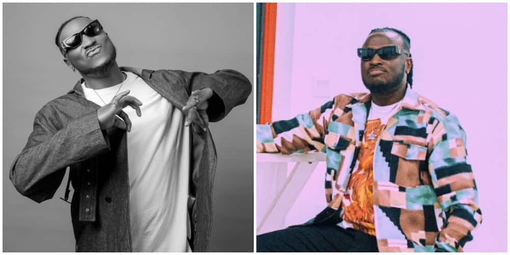 Reactions as Peruzzi reportedly chase armed robbers from 3rd mainland bridge