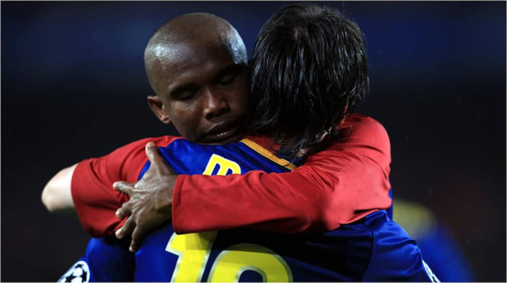 Samuel Eto'o urges Barcelona to sign fresh players and be less dependent on Messi
