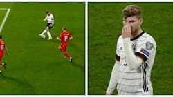 Chelsea's Timo Werner misses sitter as Germany suffer shock loss to North Macedonia