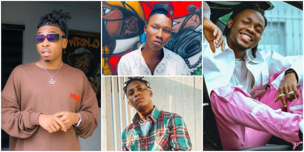 Year in review: Top 20 Nigerian songs that made waves in year 2020 (video)