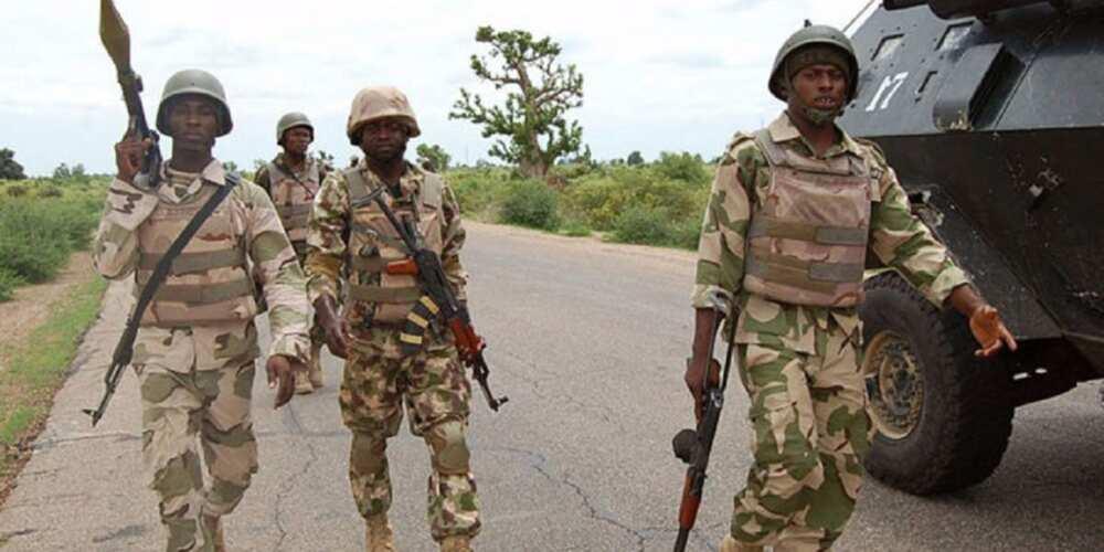 Dakarun soji sun halaka 'yan Boko Haram 13 a mako daya a Borno - DHQ