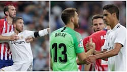 Real Madrid and Atletico Madrid settle for barren draw in high-voltage derby