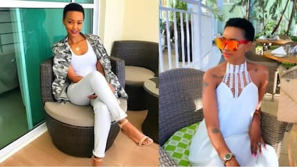 I only date presidents and vice presidents - Controversial female socialite reveals details (photos)