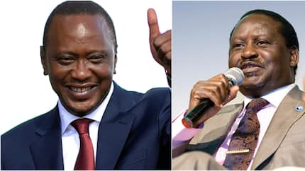 Tension in Kenya as electoral body sets new date for titanic battle between President Kenyatta and Odinga